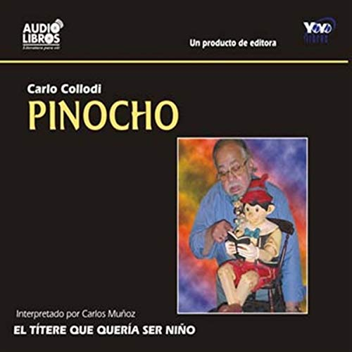 Pinocho [Pinnochio] cover art