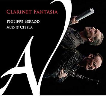Clarinet Fantasia