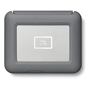 LaCie DJI Copilot BOSS Computer-free In-field Direct Backup and Power Bank with SD Reader, 2000GB (2TB)