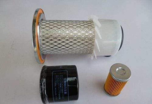 Filtersatz Yanmar F serie type1