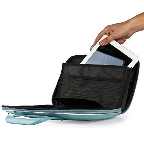 Laptop Bag for Samsung Chromebook 4, Galaxy Book Ion, Flex, LG Gram 15.6 Inch