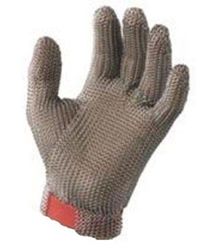 Euroflex-guanto acciaio-Size M (red)