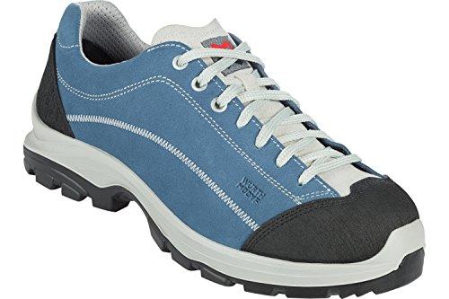 WÜRTH MODYF Sicherheitsschuhe S3 SRC Atlantis blau: Der multifunktionale Schuh ist in Größe 43 erhältlich. Der zertifizierte Arbeitsschuh ist ideal für Lange Arbeitsalltage.