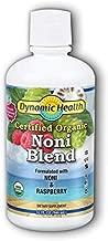 Organic Noni Juice Tahitian - Raspberry - 32 oz