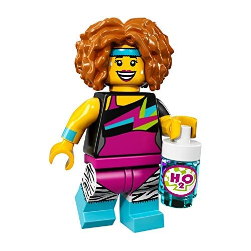 LEGO Collectible Minifigure Series 17 - Dance Instructor (71018)