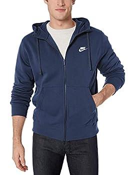 nike zip hoodie men