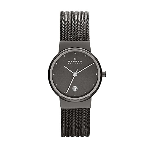 Skagen Damen Analog Quarz Uhr 355SMM1