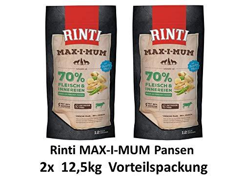 Rinti | Max-i-Mum Pansen | 2 x 12 kg