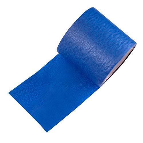 OLYCRAFT 30m 画家テープ ブルー 取り外し可能 3Dプリンター用 マスキングテープ 手芸用 塗装用 マーキングテープ 粘着テープ 耐熱性 トリムエッジ仕上げ装飾 剥がしやすい プラモデル塗装
