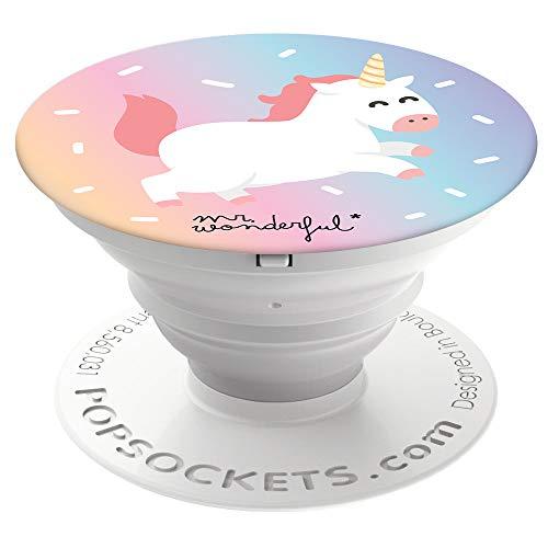 PopSockets Einhorn - Griff und Ständer für Smartphone und Tablet Original Mr. Wonderful, Tribe PSR03801