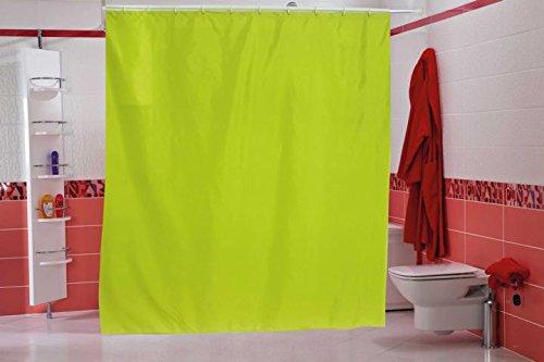 wohnideenshop Duschvorhang, Grün