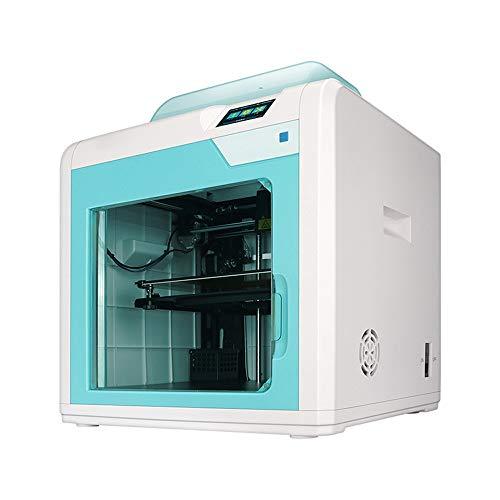 JFCUICAN Imprimante 3D Imprimante 3D 4Max Pro Modular Design Kit de Bricolage for imprimante Impresora 3D de Bureau Grande Taille et Haute précision