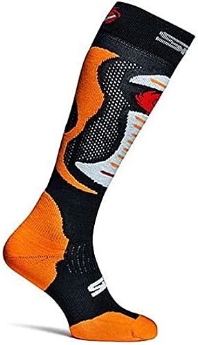 Sidi Socken Faenza Orange Fluo