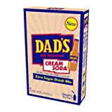 Dad's Old Fashion Cream Soda Singles To Go Drink Mix, 0.47 OZ, 6 CT (6)
