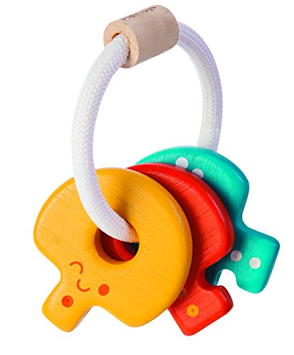 Product Image of the PlanToys Baby Key Rattle