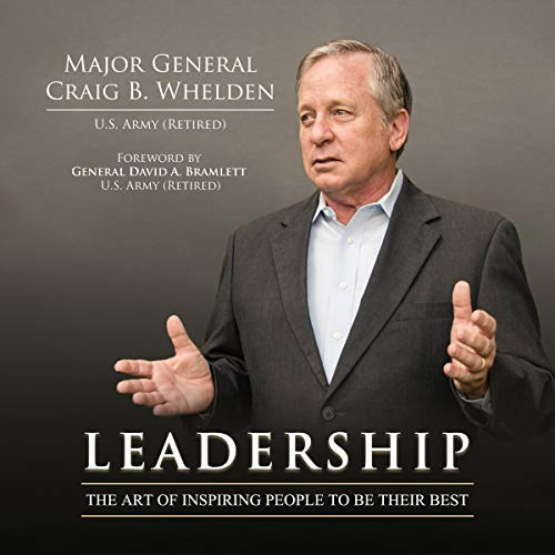 Page de couverture de Leadership: The Art of Inspiring People to Be Their Best