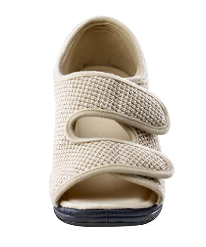 Silverts Disabled Elderly Needs Womens Comfortable Indoor/Outdoor Sandals