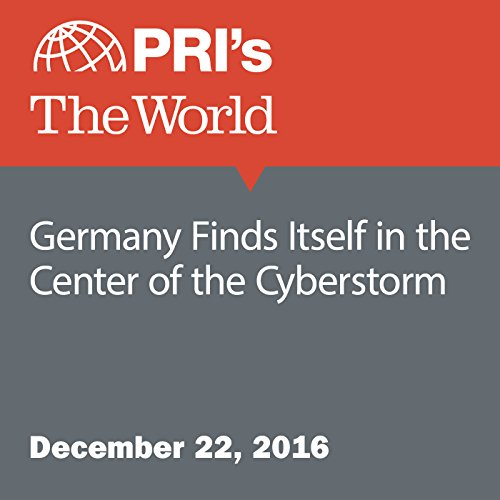 Germany Finds Itself in the Center of the Cyberstorm audiobook cover art