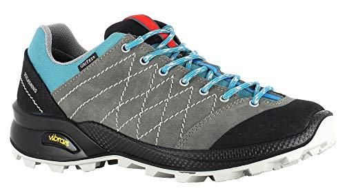 Schladminger Wanderschuh Art. Skyrun Lady Ultra leicht Damen Trailrunningschuhe/Speedhiking Schuhe mit Vibramsohle (40 EU)