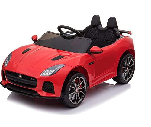 BC BABY COCHES Jaguar F-Type SVR Coche eléctrico para niño