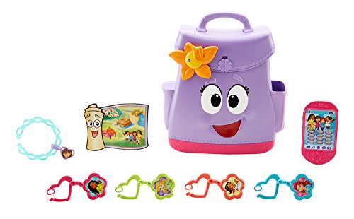 Fisher-Price Nickelodeon Dora and Friends Backpack Adventure by