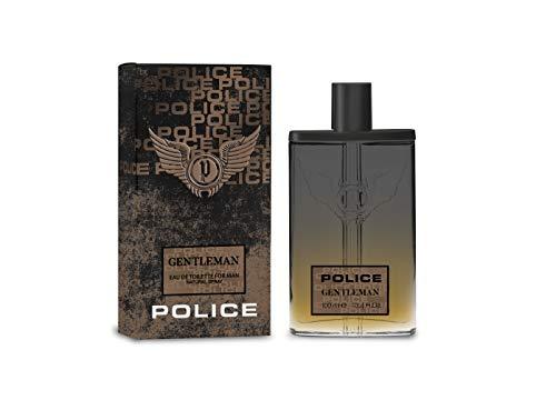 Police Gentleman Eau de Toilette Natural Spray - 100 ml