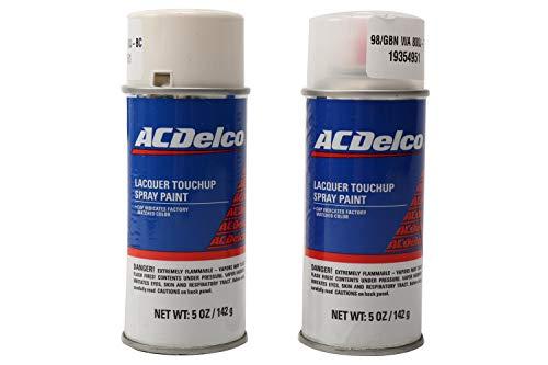 ACDelco GM Original Equipment 19354951 White Diamond Pearl (WA800J) Touch-Up Paint - 5 oz Spray