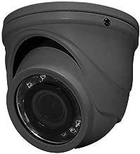 SPECO Technologies   HT71TG Network Camera, IR, Mini-Turret Color, HD-TVI, OSD, Day/Night, 2 Megapixel CMOS Sensor, 1920 x 1080 Resolution, 2.9 MM Fixed Lens, 12 Volt DC, 100/200 Milliampere, with LE