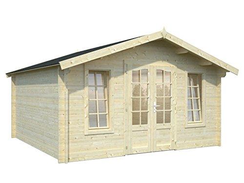 *Holz-Blech Gartenhaus Weimar 5*