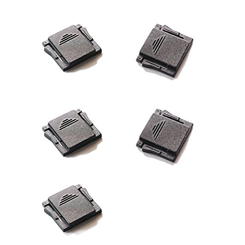 カメラ用アクセサリキット カメラホットシューカバー 汎用タイプ 交換用 ホットシュープロテクター 5個セット