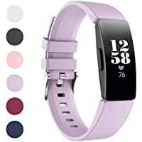 Hatalkin Fitbit Inspire 2 Compatible Watch Band (Lilac)