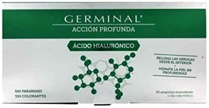 GERMINAL HYALURONIC ACID TREATMENT ANTIAGING 30 AMPOULES 1ml