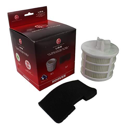 Hoover 35601328 U66 Sprint - Kit di filtri in plastica, misti