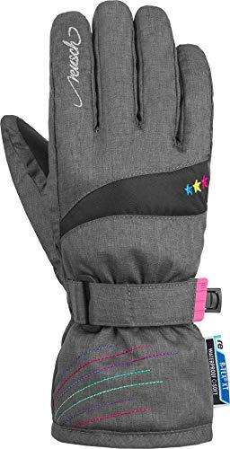 Reusch Mädchen Pony R-TEX XT Junior Handschuhe, Cation Light Grey, 5.5