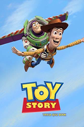 Toy Story: Trivia Quiz Book (English Edition)