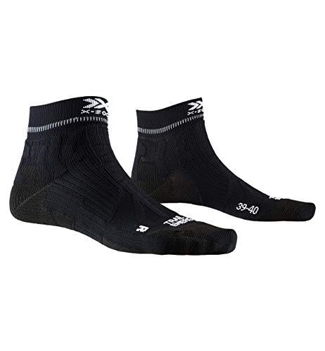 X-Socks Trail Run Energy Women Socks, Mujer, Opal Black, 37-38