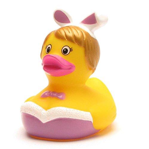 Canard de bain Bunny