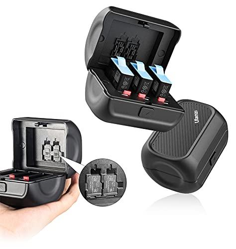 Ulanzi GP-8 - Scatola porta batterie e schede di memoria GoPro Hero 8 & 9