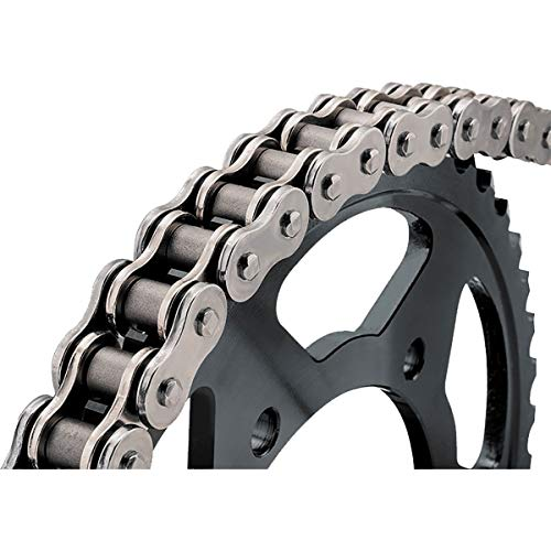 BikeMaster 530 Motorcycle Chain - Natural Finish / 110 Length 530H X 110