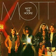 Mott The Hoople- Mott