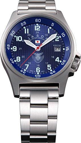 Kentex orologio Jsdf standard s455m-10Men metal Belt version
