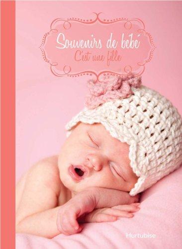 Souvenirs de bébé: C'est une fille