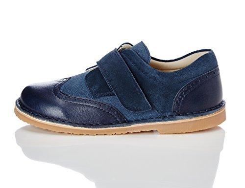RED WAGON Zapatos de Cuero Niños, Marrón (Brick Colour Ref 616), 21.5 EU