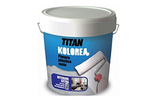 Titan M100522 - Pintura plastica decor cofac mate interior 1 kg