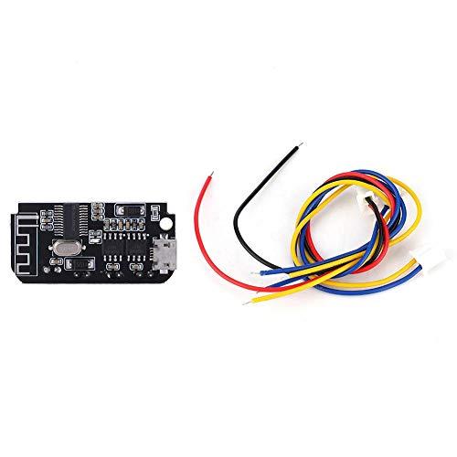 Scheda Amplificatore Ricevitore Audio, VHM-315 CT14 DC 3.7-5V Mini 4.2 Stereo 5W + 5W Modulo Scheda Amplificatore Bluetooth Modifica Altoparlante DIY