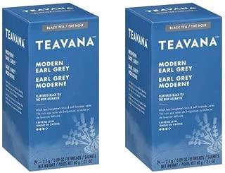 Teavana Modern Earl Grey Black Tea 24 Sachets (2 pack)