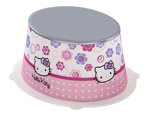Rotho Babydesign Marche Pied Style - Hello Kitty