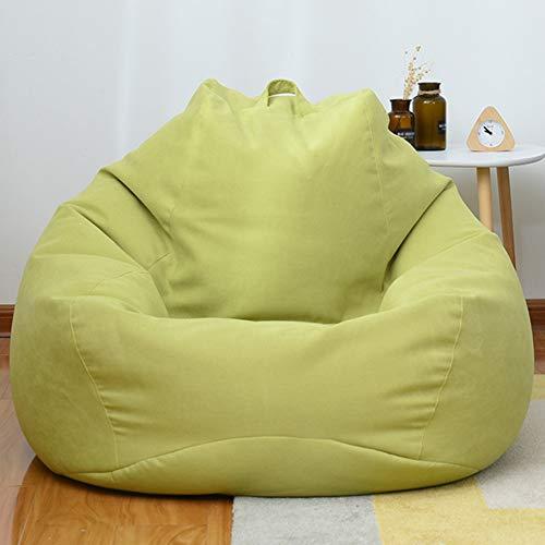 Yanqiu Verkrijgbare klassieke zitzak stoel sofa katoenen bekleding tapijtbekleding