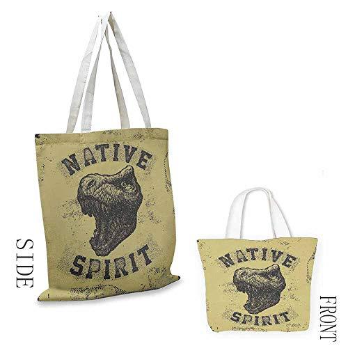 Einkaufstasche mit Strasssteinen, mehrfarbig, digital zusammengestellte Illustration, traditionell, bunt W15.75 x L13.78 Inch Color19