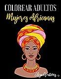 Colorear Adultos Mujeres Africanas: Mandalas de Colorear para Adultos   Retratos   Paisajes   Flores   Flores ...